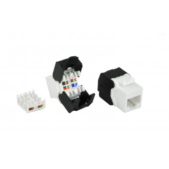 Keystone Professional, ungeschirmt, RJ45 Cat 6