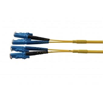 Duplex E2000 PC-E2000 PC, 9/125μm, Fig. 0