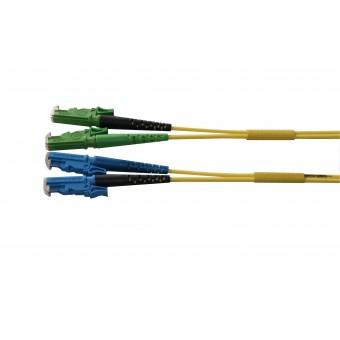 Duplex E2000 PC-E2000 PC, 9/125μm, Fig. 8