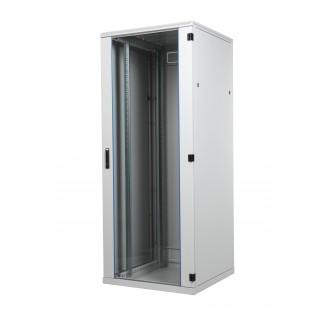 18HE Netzwerkschrank 915x600x600mm (HxBxT)